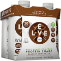 evolve protein shakes classic chocolate