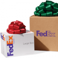 fedex holiday boxes