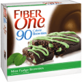 fiber one mint fudge brownies