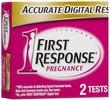 first response pregnancy test kit