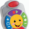fisher price laugh and learn click n learn remote
