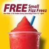 free fizz freeze