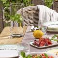 french garden dining set