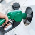 gas pump filing gas