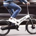 gocycle gx fast folder bike