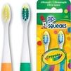 gum crayola toothbrush twinpack