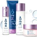h2O hydration skincare
