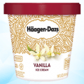 haagen dazs vanilla ice cream