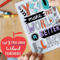 hallmark thank you cards for teachers