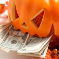 halloween pumpkin cash