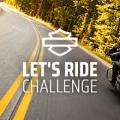 harley davidson lets ride challenge