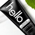 hello charcoal whitening toothpaste