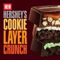 hersheys cookie layer crunch