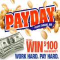 hersheys payday sweepstakes