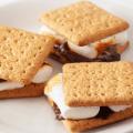 homemade marshmallow smores