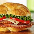 honeybaked classic large sandwich