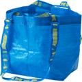 ikea blue bags