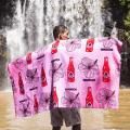 jarritos beach towel