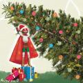 jarritos christmas tree
