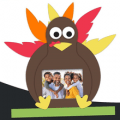 jcpenney turkey picture frame