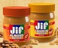 jif peanut cashew
