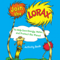 join the lorax activity book