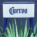 jose cuervo standing coolers