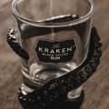 kraken rum shot glass