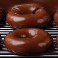 krispy kreme chocolate doughnuts
