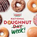 krispy kreme doughnut week