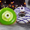 krispy kreme halloween monster donuts