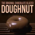 krispy kreme original chocolate glazed doughnut