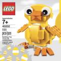 lego easter chick set
