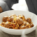 macaroni grill spaghetti and meatballs