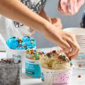 marble slab creamery sundae bar kit