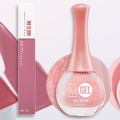 maybelline lip and nail products