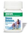 mdr stress defense