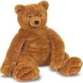 melissa and doug jumbo brown teddy bear