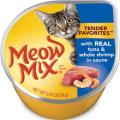 meow mix single serve cups