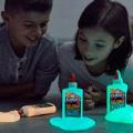 michaels glow in the dark slime