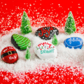 michaels holiday kindness rocks