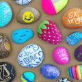michaels make kindness rocks event