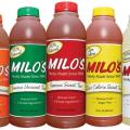 milos sweet tea bottle