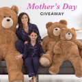 mothers day teddy bear giveaway