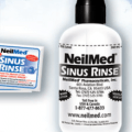 neilmed sinus rinse bottle