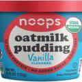 noops vegan dairy free oatmilk pudding