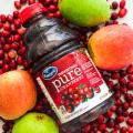 ocean spray pure cranberry juice
