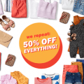 old navy 50 off sale