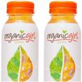 organic girl clear greens tea