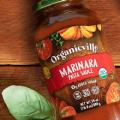 organicville pasta sauce